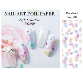 Nail Foil Style - 40