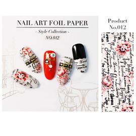Nail Foil Style - 12