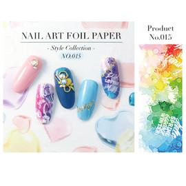 Nail Foil Style - 15
