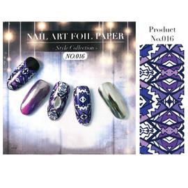 Nail Foil Style - 16