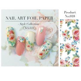 Nail Foil Style - 18