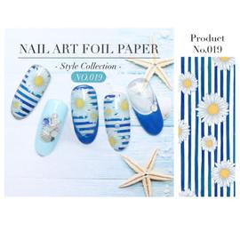 Nail Foil Style - 19