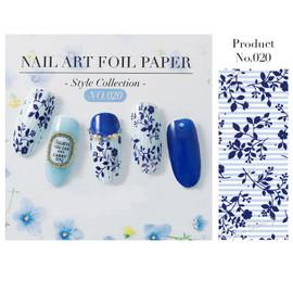 Nail Foil Style - 20