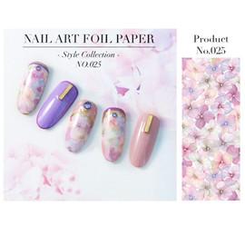 Nail Foil Style - 25