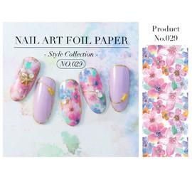 Nail Foil Style - 29