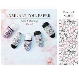 Nail Foil Style - 36