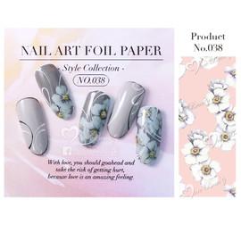 Nail Foil Style - 38