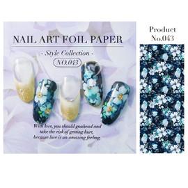 Nail Foil Style - 43