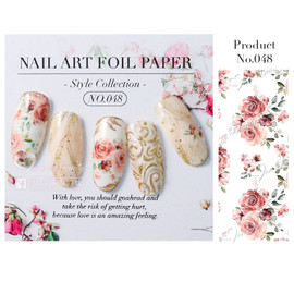 Nail Foil Style - 48
