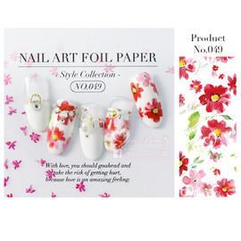 Nail Foil Style - 49