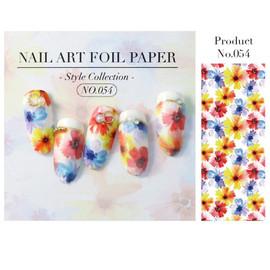 Nail Foil Style - 54
