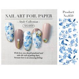 Nail Foil Style - 59