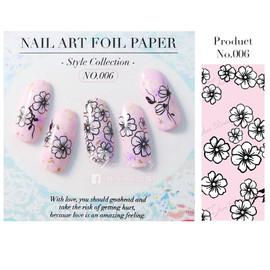 Nail Foil Style - 6