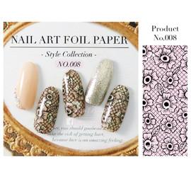 Nail Foil Style - 8