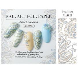 Nail Foil Style - 9