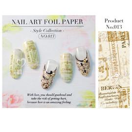 Nail Foil Style - 13