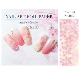 Nail Foil Style - 45