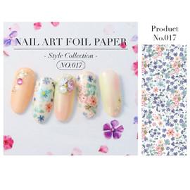 Nail Foil Style - 17