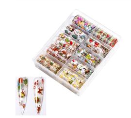 Christmas Nail Foil Kit 4