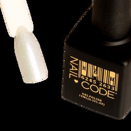 Nail Code Gel Polish - Aurora Sparkle