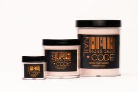Nail Code Cover Pink Powder