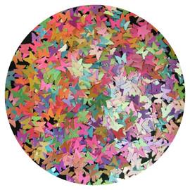 NC Glitter - Pastel Butterflies