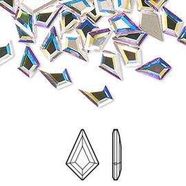Swarovski Kite Crystal AB 6.4 x 2.4mm