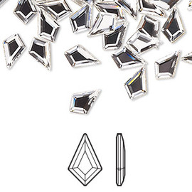 Swarovski Kite Crystal  8.6x5.6mm
