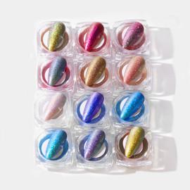 Shimmer Pigment set