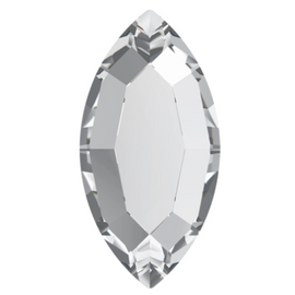 Swarovski Navette (2200) Crystal