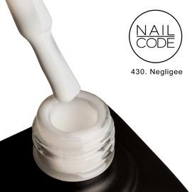 Nail Code Gel Polish - Negligee