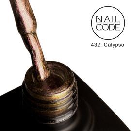 Nail Code Gel Polish - Calypso (9d Cat's Eye)