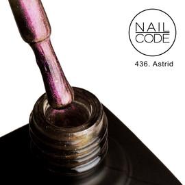 Nail Code Gel Polish - Astrid (9d Cat's Eye)