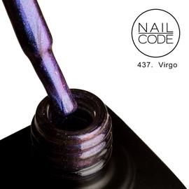 Nail Code Gel Polish - Virgo (9d Cat's Eye)