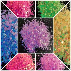 Neon Pop Glitter Set