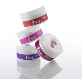 Fluid Nail Design Powders - clear  100gm