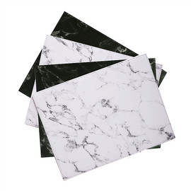 Photography Marble Mat - White