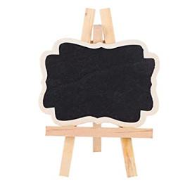 Mini Black board nail tip display