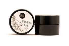 Nail Code -  Elastic gel (Black)