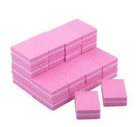 Pink Mini Block Buffers