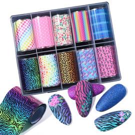 Nail art Foil Kit - Fun 1