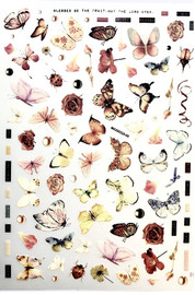 Butterfly Decal MG200320-05