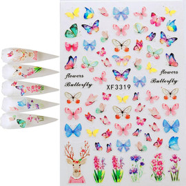 Butterfly Decal - XF3319