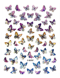 Butterfly Decal 3707
