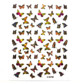 Butterfly Decal 3708