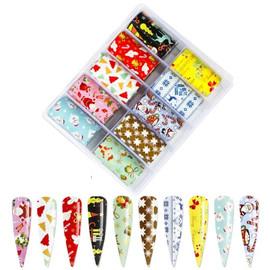 Christmas Nail Foil Kit 5