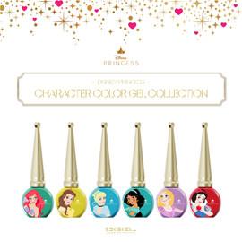 DGel Disney Princess Gel Polish Collection