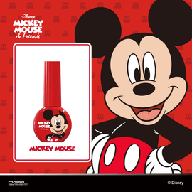 DGEL Mickey Gel Polish Collection