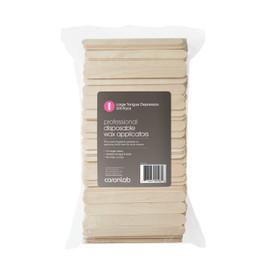Caron Disposable Wax Applicators Large 500pk