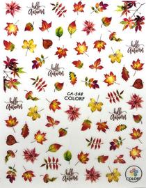 Autumn Decal - CA 348